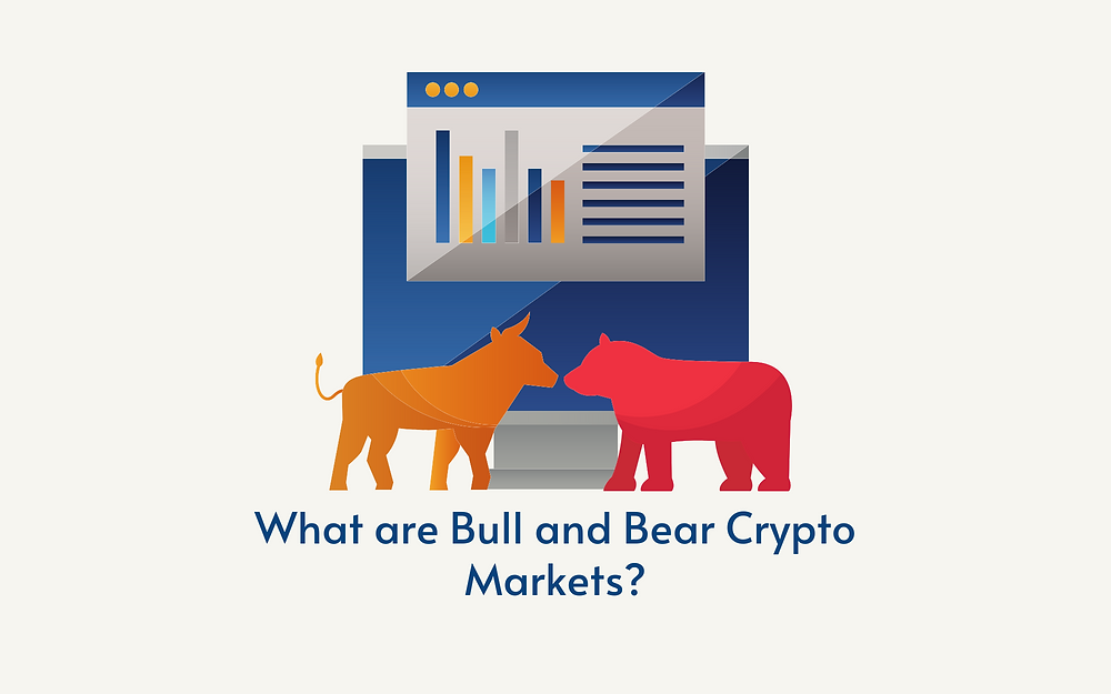 What are Bull and Bear Crypto Markets?