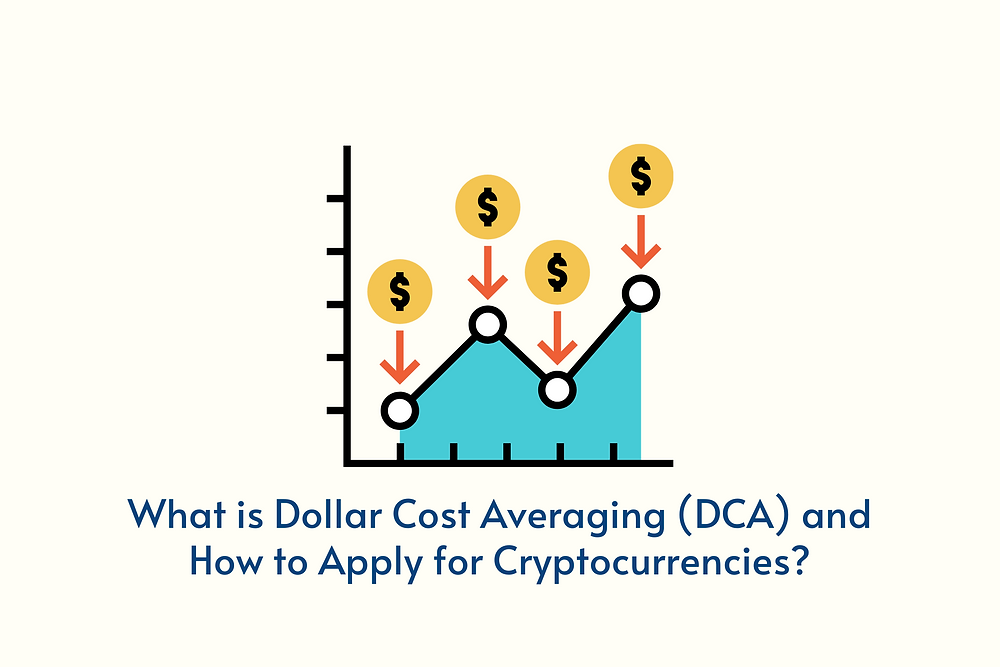 What is Dollar Cost Averaging (DCA) and How to Apply for Cryptocurrencies?
