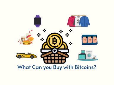 What can you Buy with Bitcoins?