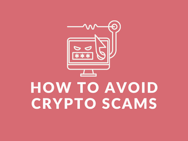 How to Avoid Crypto Scams