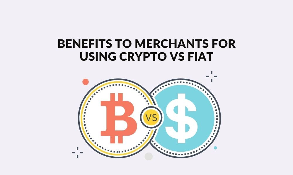 Crypto vs fiat currency