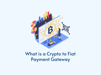 What is a Crypto to Fiat Payment Gateway