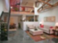Remodeled loft