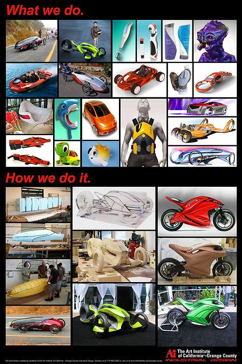 Industrial Design Poster