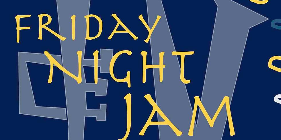 Friday Night Jam - abgesagt. Nächster Termin 27.11.2020