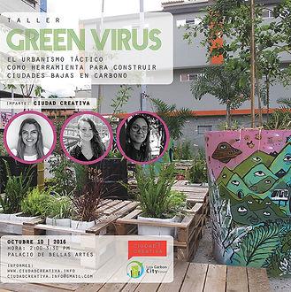 Taller Green Virus