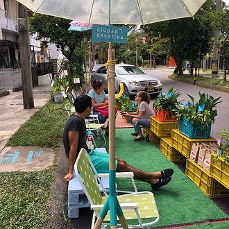 Parqueando Medellín