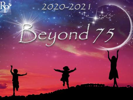 Onward to the Next 75 Years - November 2020
