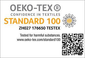 Label check Nexera SA of OEKO-TEX