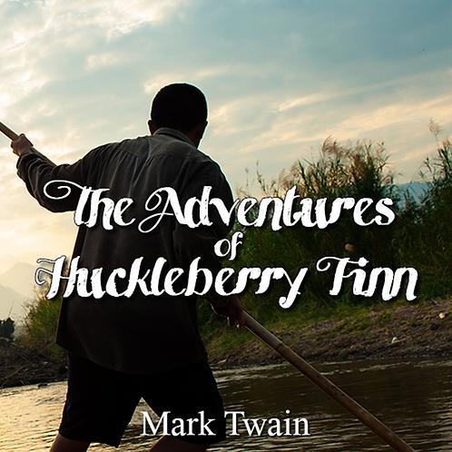 JumpCard® - The Adventures of Huckleberry Finn
