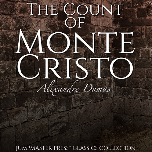 JumpCard® - The Count of Monte Cristo