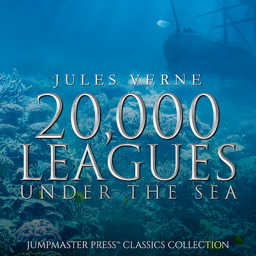 JumpCard® - Twenty Thousand Leagues Under the Sea