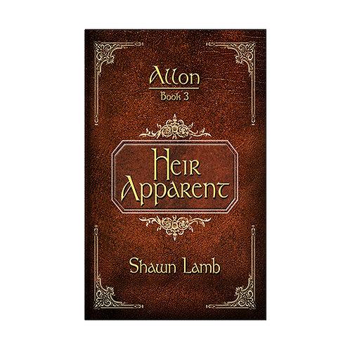 Allon Book 3 - Heir Apparent