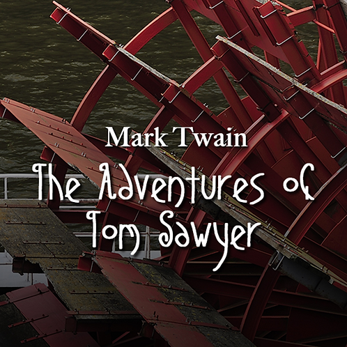 JumpCard® - The Adventures of Tom Sawyer