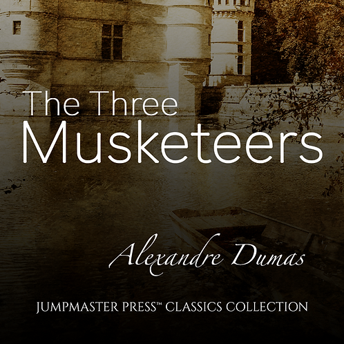 JumpCard® - The Three Musketeers