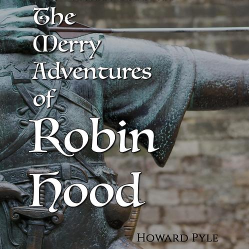 JumpCard® - The Merry Adventures of Robin Hood