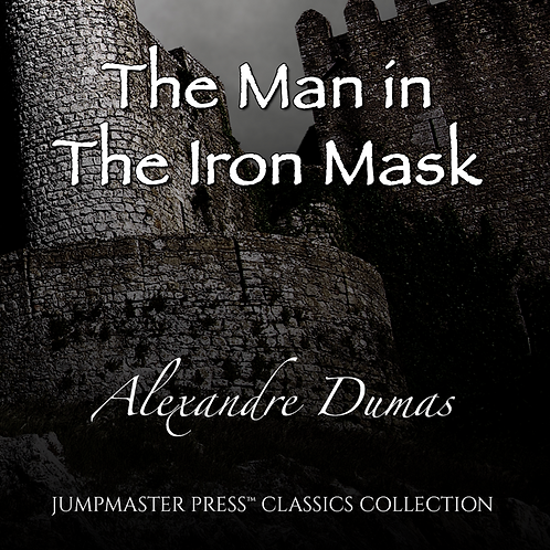 JumpCard® - The Man in the Iron Mask