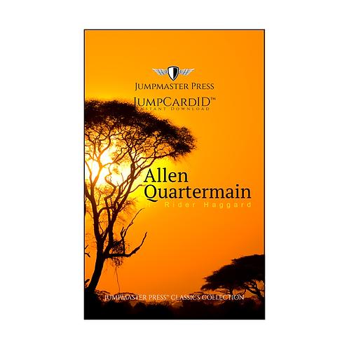 Allen Quatermain