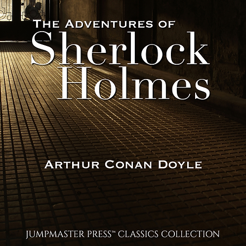 JumpCard® - The Adventures of Sherlock Holmes