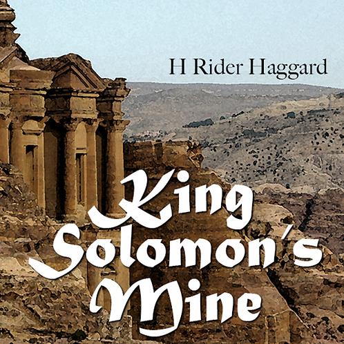 JumpCard® - King Solomon's Mine