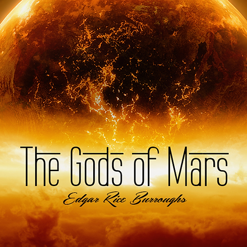 JumpCard® - The Gods of Mars