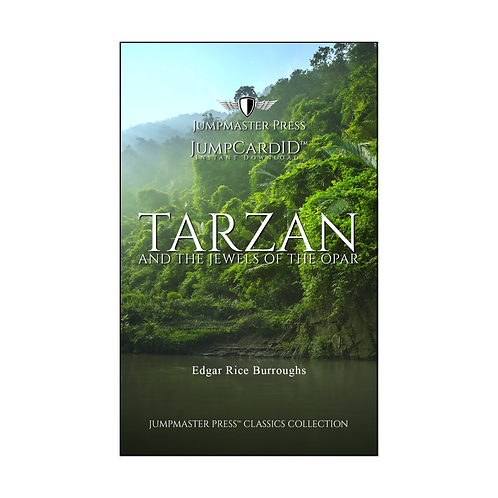 Tarzan and the Jewels of The Opar