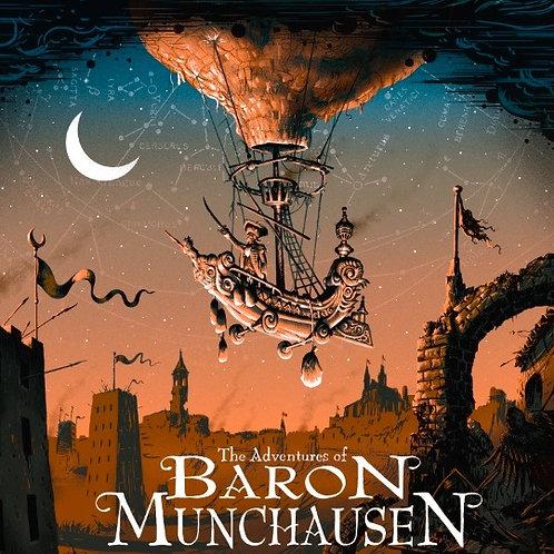 JumpCard® - The Adventures of Baron Munchausen