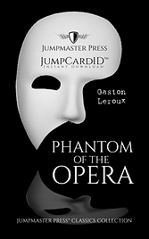 The Phantom of the Opera by Gaston Lerou