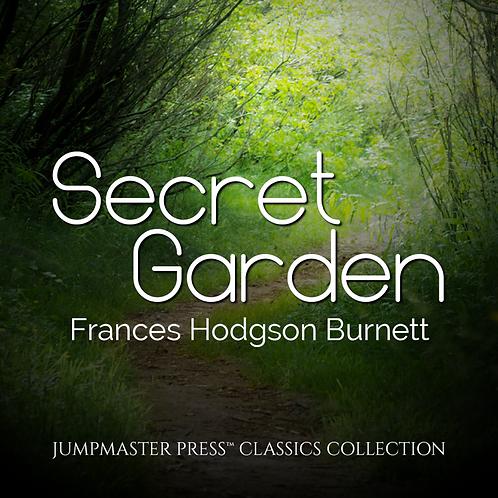 JumpCard® - The Secret Garden