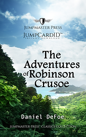 The Adventures of Robinson Crusoe by Dan