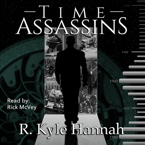 Time Assassins - Part 1 FREE