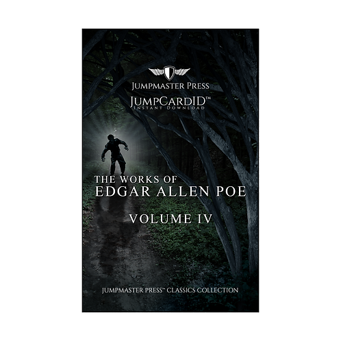 Edgar Allen Poe - Volume IV