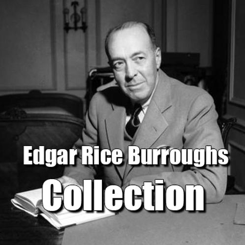 JumpCardID™ - Tarzan Collection - Edgar Rice Burroughs