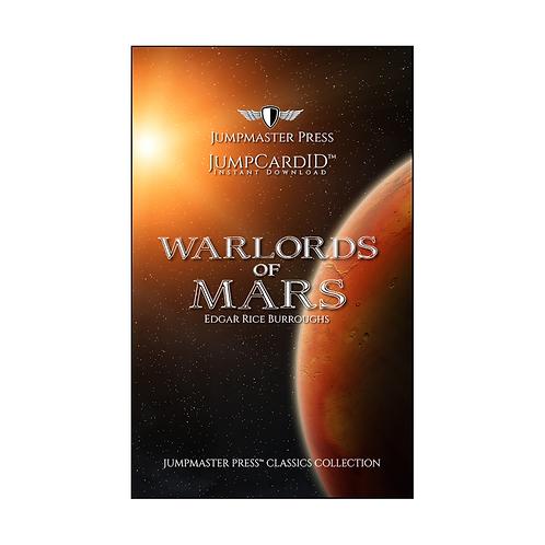 Warlords of Mars - JumpCardID