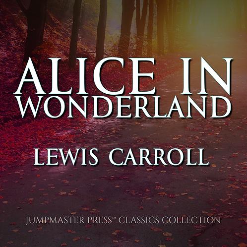 JumpCard® - Alice in Wonderland