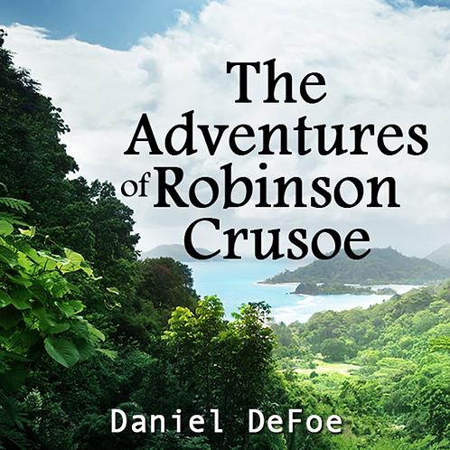 JumpCard® - The Adventures of Robinson Crusoe
