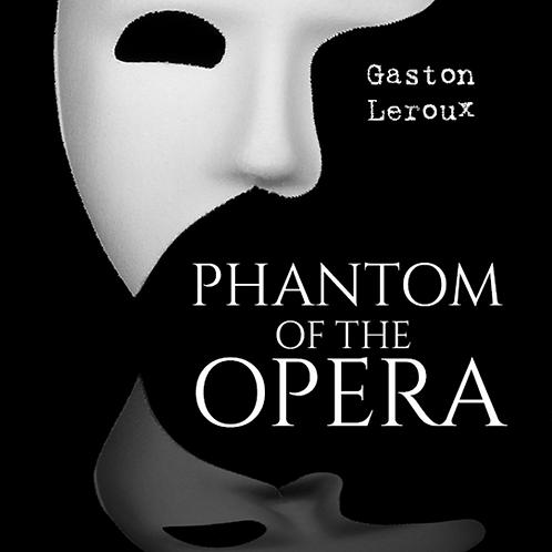JumpCard® - Phantom of The Opera