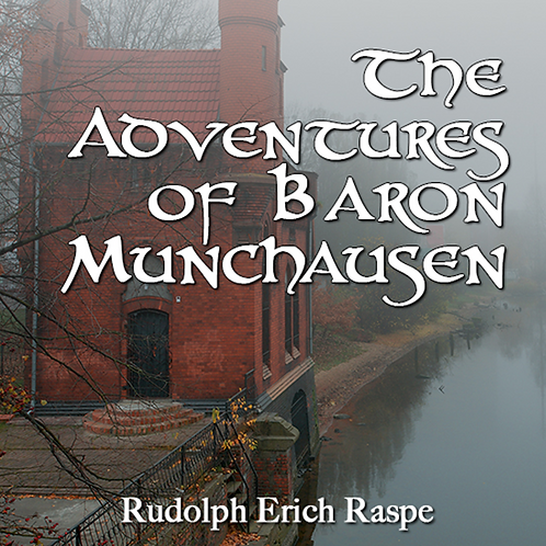 JumpCard® - The Adventures of Baron Munchausen