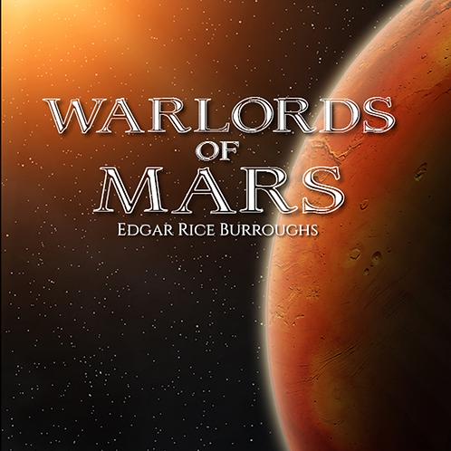 JumpCard® - Warlords of Mars