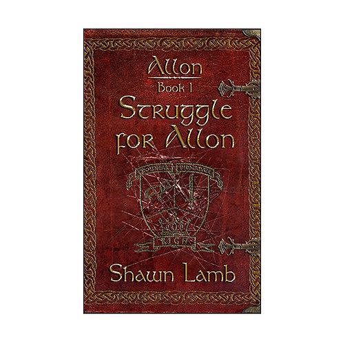 Allon Book 1 - Struggle for Allon
