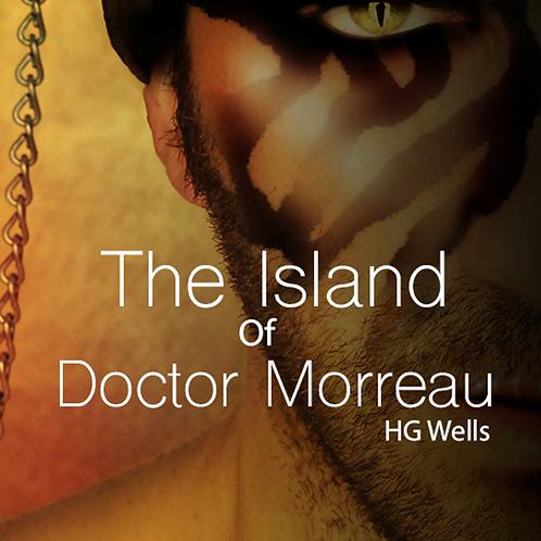 JumpCard® - The Island of Doctor Morreau