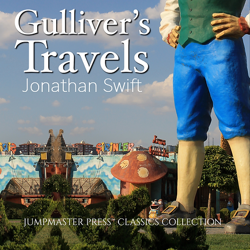 JumpCard® - Gulliver's Travels