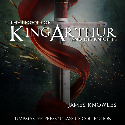 JumpCard® - The Legend of King Arthur and His Knights