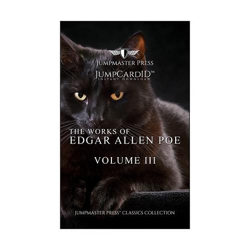 Edgar Allen Poe - Volume III