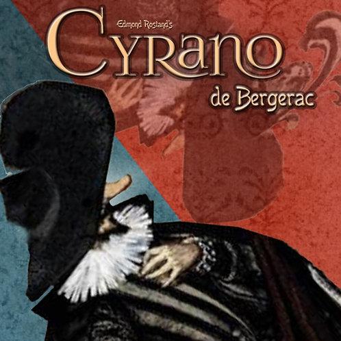JumpCard® - Cyrano dr Bergerac