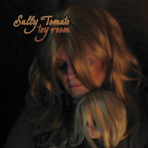 Sally Tomato - Toy Room CD