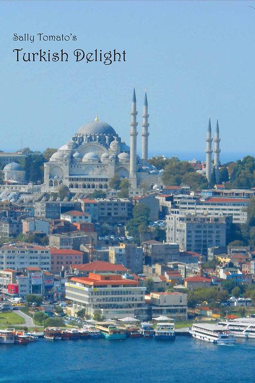 Sally Tomato - Turkish Delight DVD