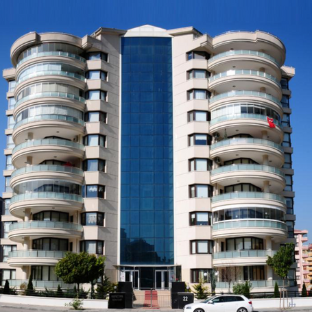 Hanedan Residence Ankara, Turkey