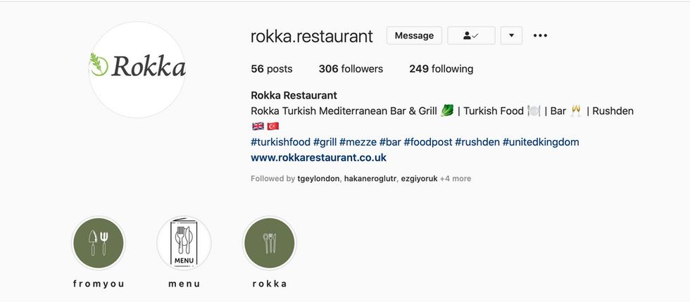 Rokka Turkish Restaurant
