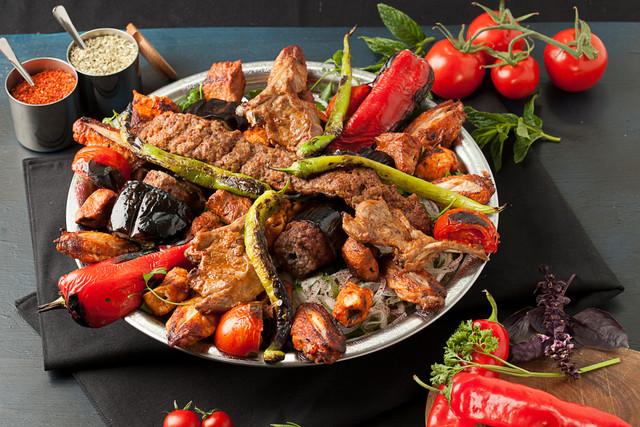 Kapadokya mixed grill
